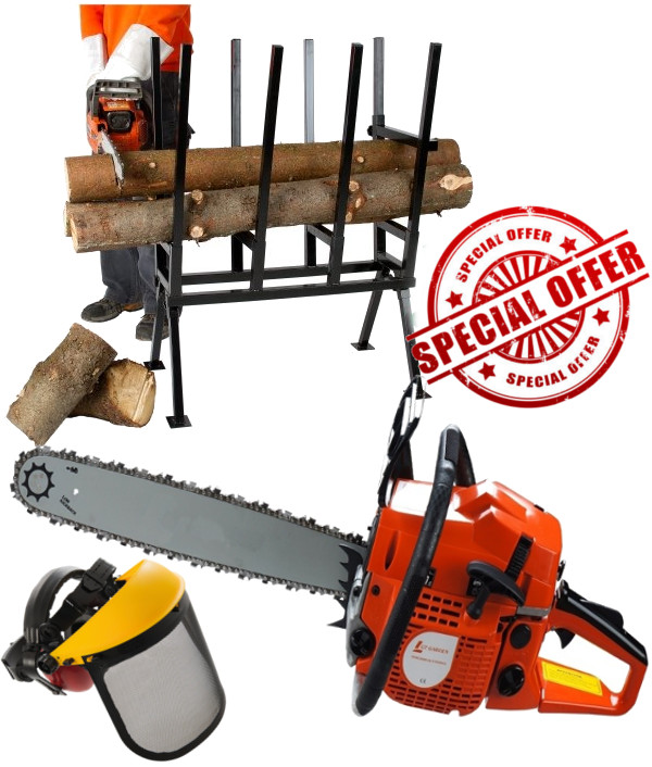 Chainsaw Saw Horse Special