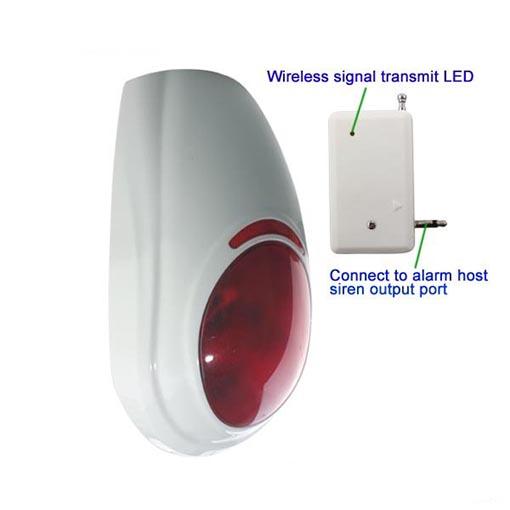 Wireless Alarm Siren / Flasher