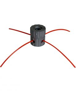 4 way strimmer head