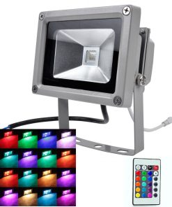 10 watt rgb led floodlight