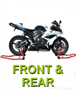 Motorbike Front and Rear Paddock stand
