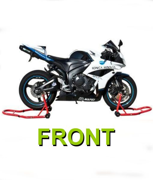 Motorbike Front Paddock stand