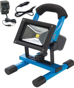 LED Rechargeable Site Light Silverline 258999